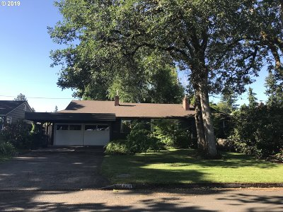 Single Family Home For Sale: 960 W 16th Ave