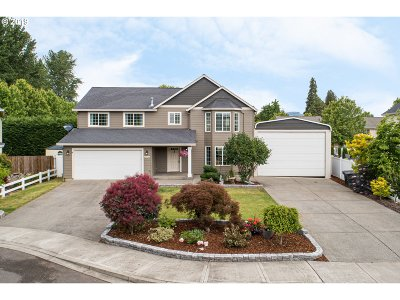 Cowlitz County Single Family Home For Sale: 582 Marty Loop