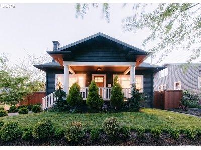 Single Family Home For Sale: 4505 NE Grand Ave
