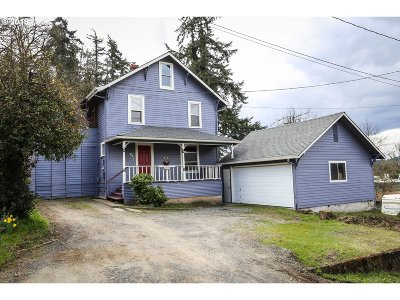 Single Family Home For Sale: 237 S E St