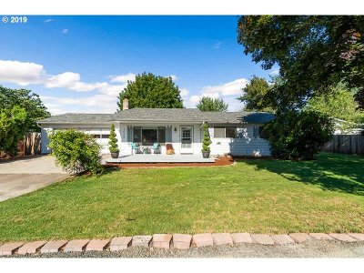 Salem Single Family Home For Sale: 1089 Fabry Rd