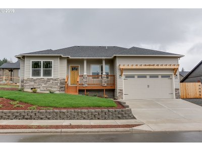 Cottage Grove, Creswell Single Family Home For Sale: 1494 Cottonwood Pl