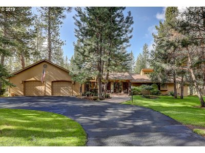 Sunriver Single Family Home For Sale: 1 Squirrel Ln