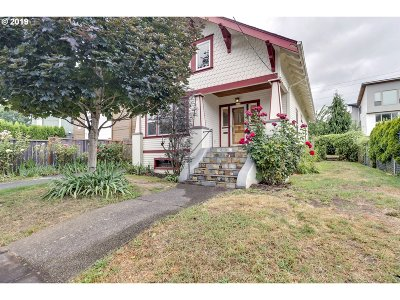 Single Family Home For Sale: 4124 SE 29th Ave