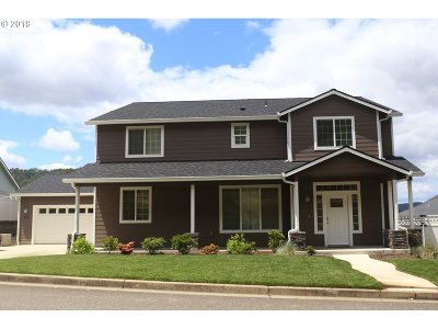 Winchester Single Family Home For Sale: 786 North View Dr