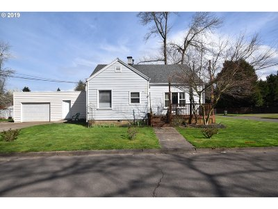 Woodburn Single Family Home Sold: 914 Bryan St