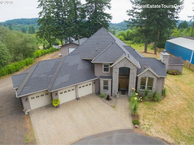 Oregon City Single Family Home For Sale: 16306 S Hilltop Rd