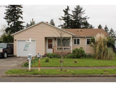 Single Family Home For Sale: 4407 SE 102nd Ave