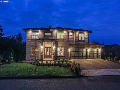 Portland Single Family Home For Sale: 1829 NW Cedar Ridge Dr