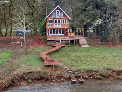 Clackamas County Single Family Home For Sale: 194 SW Tualatin Loop
