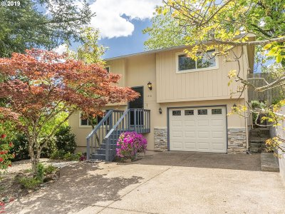 West Linn Single Family Home For Sale: 1870 Hemlock St