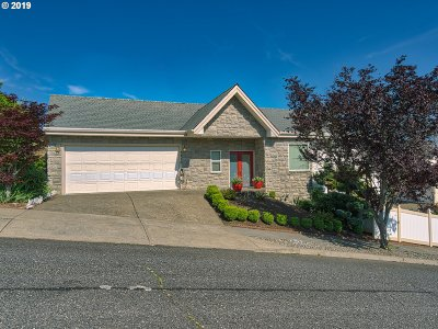 Portland Single Family Home For Sale: 7216 SE 154th Ave