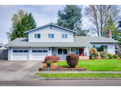 Beaverton Single Family Home For Sale: 14355 SW 22nd St