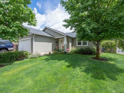Springfield Single Family Home For Sale: 1587 S 57th Pl