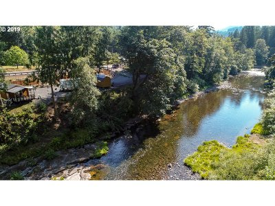 Sweet Home Residential Lots & Land Pending: 47701 Santiam (Next To)