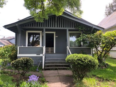 Portland Single Family Home For Sale: 5114 N Vanderbilt St