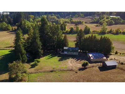 North Plains Single Family Home For Sale: 15760 NW Dixie Mountain Rd