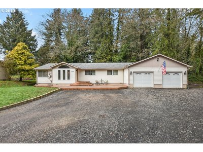 Cowlitz County Single Family Home For Sale: 1313 Bloyd St