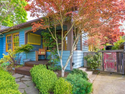 Single Family Home For Sale: 3222 NE 48th Ave NE