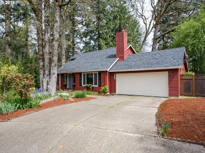 Portland Single Family Home For Sale: 11112 SW 66th Ave