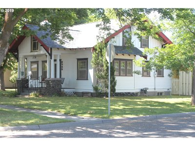 Baker County Single Family Home For Sale: 2745 College St