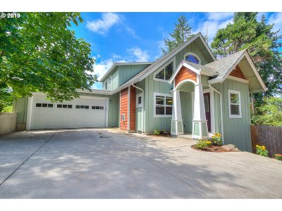 Single Family Home For Sale: 625 Lorane Hwy