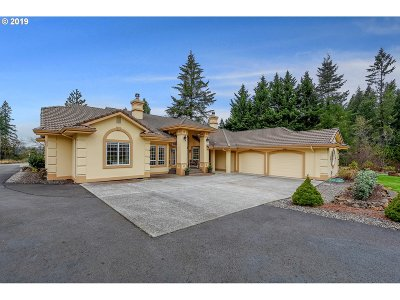 Single Family Home For Sale: 28202 NE 147th Ave