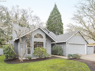 Beaverton Single Family Home For Sale: 8460 SW 165th Ave