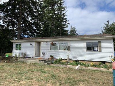Bandon Single Family Home For Sale: 54437 Chandler Rd