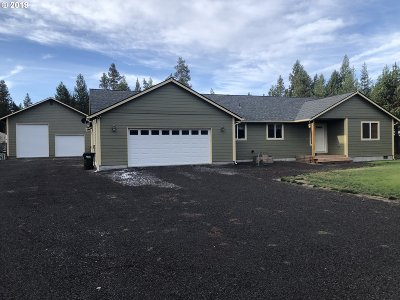 La Pine Single Family Home For Sale: 16183 North Dr
