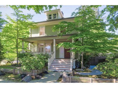 Portland Single Family Home For Sale: 2905 SE Madison St
