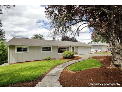 Estacada Single Family Home For Sale: 407 NE Shafford St