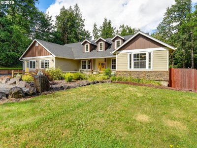 Molalla Single Family Home For Sale: 31795 S Grimm Rd
