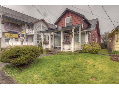 Seaside Multi Family Home For Sale: 436 S Downing St
