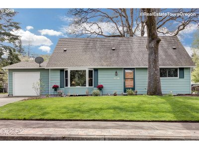 Beaverton Single Family Home For Sale: 17710 SW Vincent St