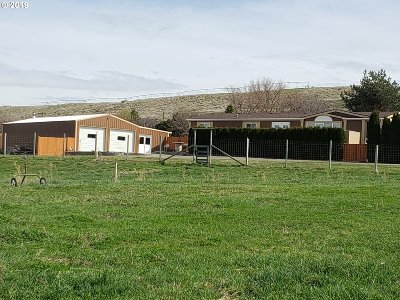 Umatilla County Single Family Home For Sale: 28356 Hwy 730