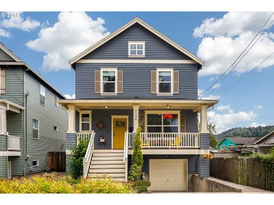 Single Family Home For Sale: 7734 N Decatur St