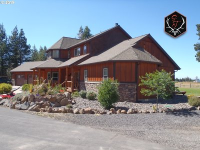 La Pine Single Family Home For Sale: 50490 Hwy 31
