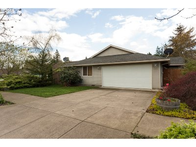McMinnville Single Family Home For Sale: 1578 SW Shirley Ann Dr