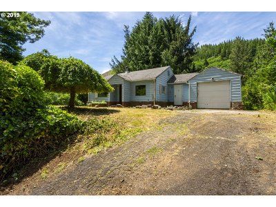 Nehalem Single Family Home For Sale: 30210 Miami Foley Rd