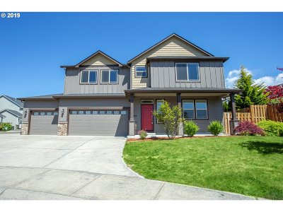 Washougal Single Family Home For Sale: 2145 N M Ct