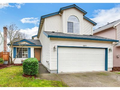 Beaverton Single Family Home For Sale: 2377 SW 214th Pl