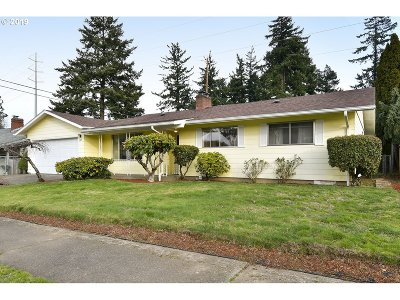 Single Family Home For Sale: 306 NE 199th Ave