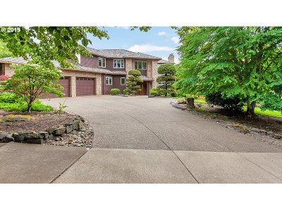 West Linn Single Family Home For Sale: 3345 Quail Ridge Ct