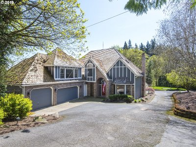 Single Family Home For Sale: 234 NW Skyline Blvd