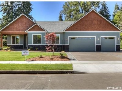 Albany Single Family Home For Sale: NE Millersburg Lot 1 Dr