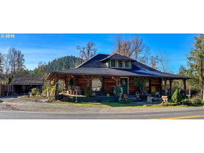 Fall Creek Single Family Home For Sale: 39064 Jasper Lowell Rd
