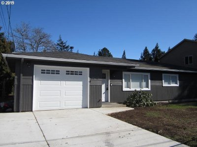 Single Family Home For Sale: 8040 SE 57th Ave