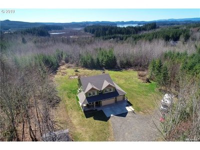 Cowlitz County Single Family Home For Sale: 170 Tartan Hill Rd