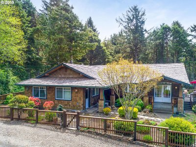 Cannon Beach Single Family Home For Sale: 147 Amber Ln